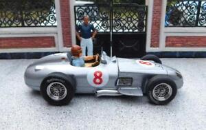 1-32-RESIN-BODIED-MERCEDES-W196-SLOT-CAR-UNIQUE-Mulsanne-Models