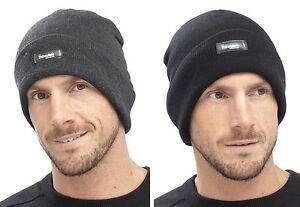 Rjm-Homme-Thinsulate-Tricot-Bonnet-Taille-Unique