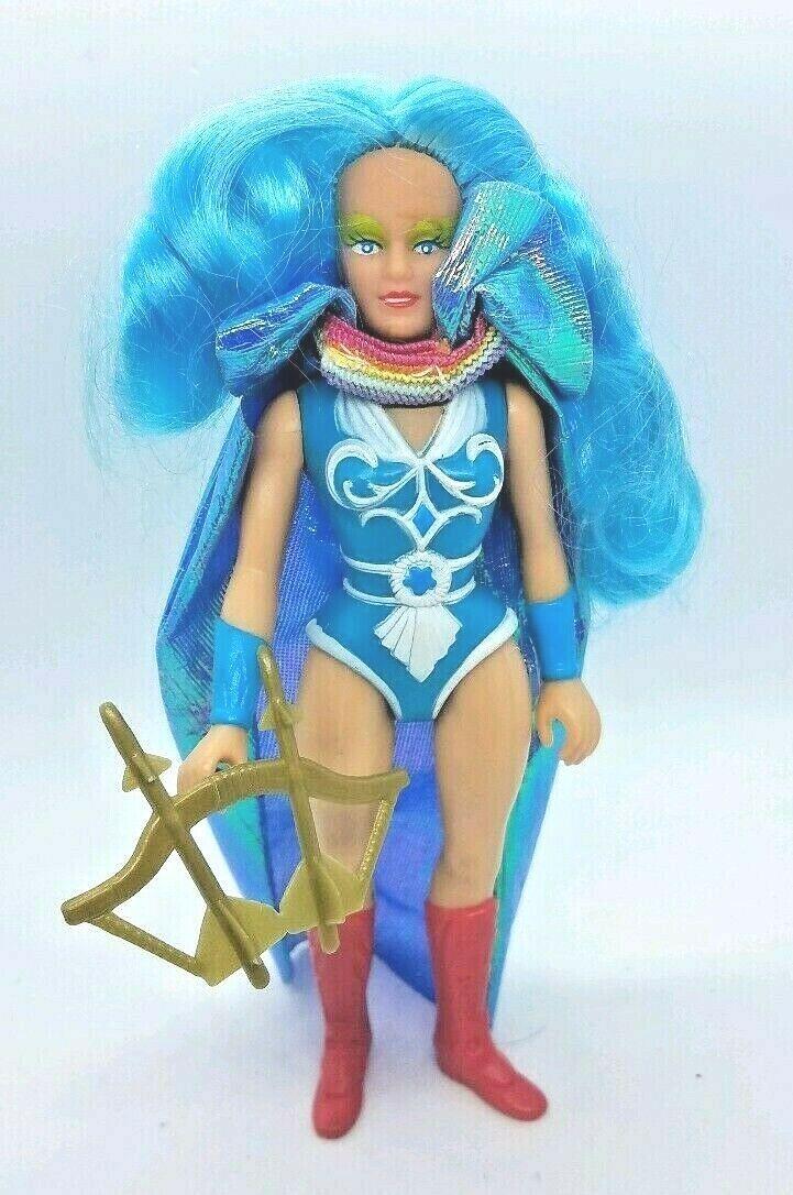 Diosa de la diosa Sodalita Ultra Cosmos 5  Figura She-ra KO Lucky Bell 1985