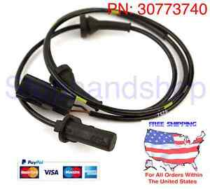 ABS Speed Sensor fit Volvo S60 S80 V70 XC70 1999-2009 Front Left Driver Side