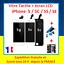ECRAN-LCD-VITRE-TACTILE-SUR-CHASSIS-POUR-IPHONE-5-5S-5C-SE-NOIR-ou-BLANC miniature 1