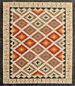 Details About Moroccan Rug Carpet Kilim Kelim Berber Handmade Woven Atlas Wool Authentic New
