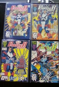 The-Punisher-2099-1-6-amp-8-High-Grade-Comic-Book-RM3-85