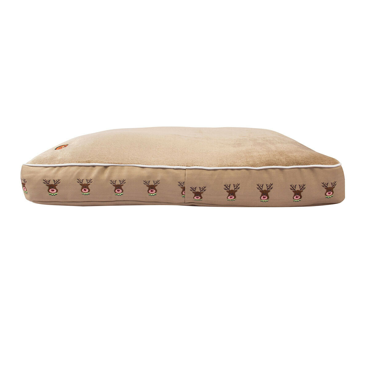 Halo Rudolph Rectangular Dog Bed                                             ...