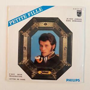 JOHNNY-HALLYDAY-CD-NEUF-SOUS-BLISTER-PETITE-FILLE