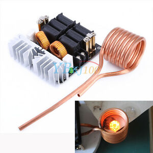 1000W-Zero-Voltage-Switch-Low-Voltage-Induction-Heating-Board-Flyback-Heater-DIY
