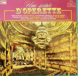 Scheibe-Classic-33-Time-ein-Abend-D-039-Operette