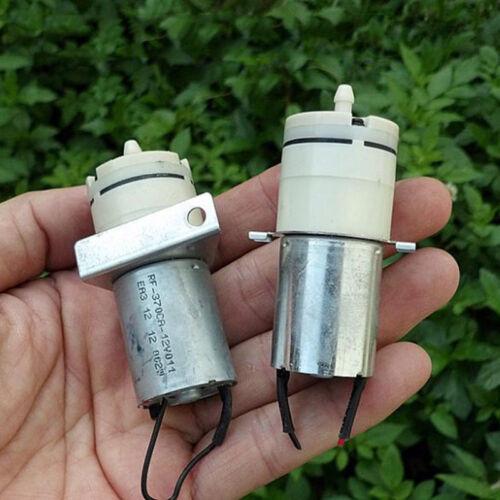 DC 5V-12V 6V 9V Small 370 Motor Mini Oxygen Pump Air Pump for Aquarium Fish Tank