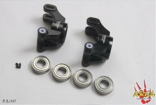 Area rc CNC alloy rear wheel hub carrier bearing enlarge version for losi DBXL