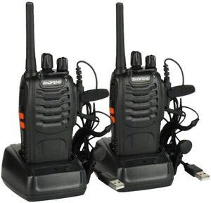 Baofeng-BF-888S-Talkie-Walkie-5-W-2800-mAh-16-canaux-400-470-MHz-UHF-FM-2-Pcs