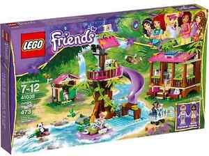 Lego® Friends 41038 Base de sauvetage dans la jungle Nouvel Ovp Nouveau Misb Nrfb