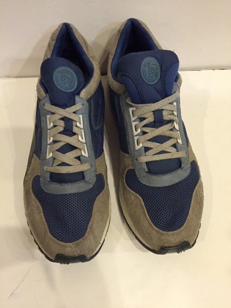DIESEL Sneakers Man Y00017 PS263 H13103 Paloma NavyGrey Sz 13 47EUR