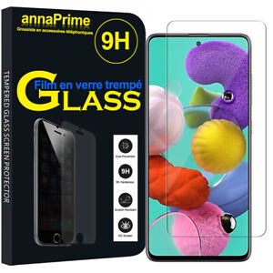 Vitre-Film-Verre-Trempe-Protecteur-d-039-ecran-Samsung-Galaxy-A51-6-5-034-SM-A515F