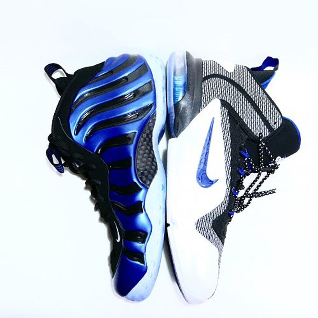 2015 One Nike Penny Sharpie Pack QS SZ 8 Foamposite One 2015 6 Oralndo Magic 800180-001 e24caa