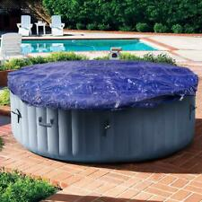 Blue Wave 15-ft Round Rugged Mesh Above Ground Pool Winter Cover Brand New
