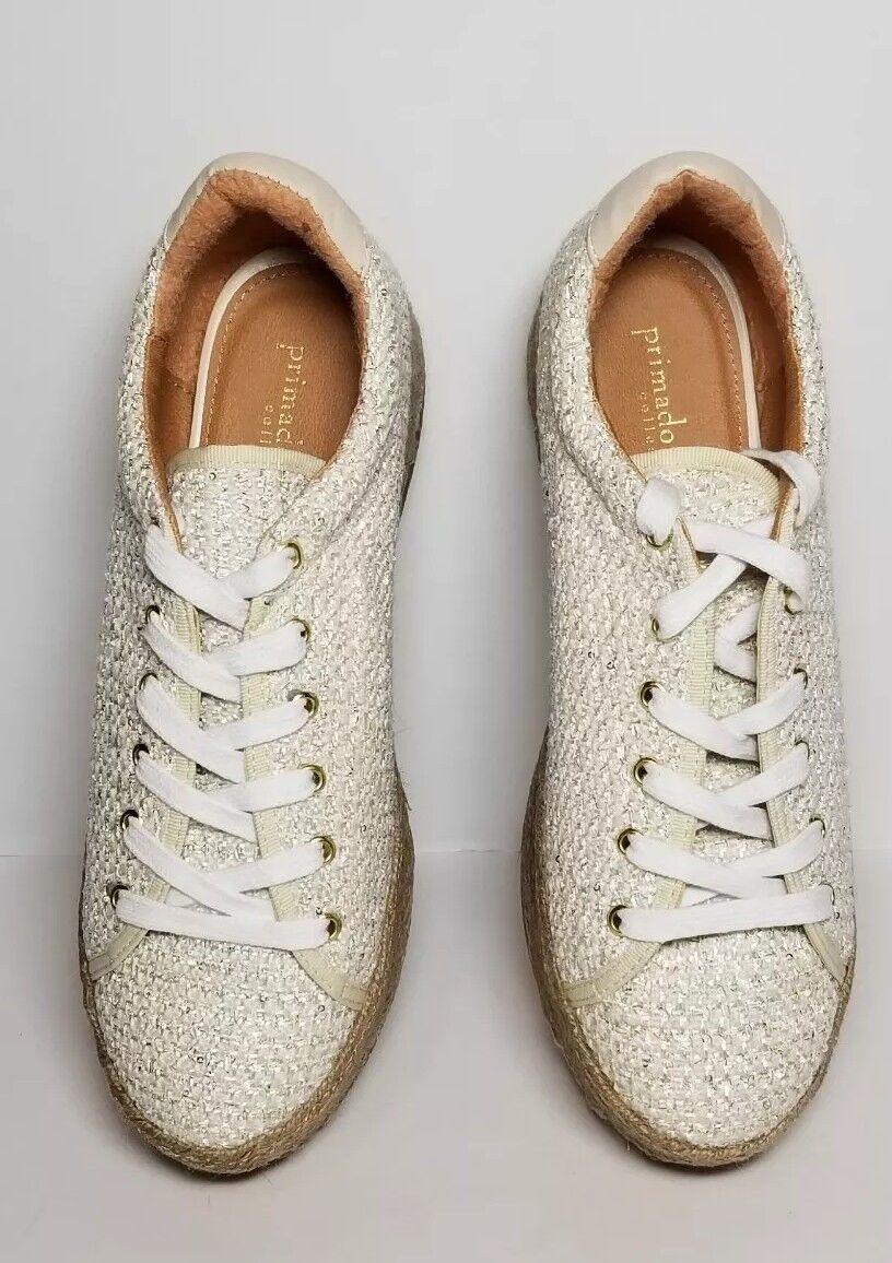 PRIMADONNA COLLECTION COLLECTION COLLECTION scarpe da ginnastica donna EURO Dimensione 40 NEW IN BOX  bianca ICE abf597