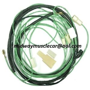 s-l300  Chevy Wiring Harness Ebay on