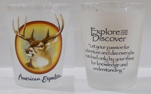 American-Expedition-Explore-amp-Discover-Wildlife-Shot-Glass-4542