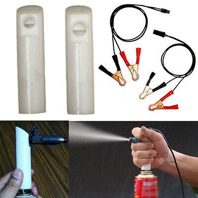 Auto Fahrzeug Benzin Injektor Flush Reiniger Adapter Reinigung Werkzeug Set Düse