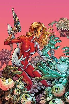BARBARELLA #11 1:30 Ryan Browne Virgin Art Variant Dynamite Comic Book NM 2018