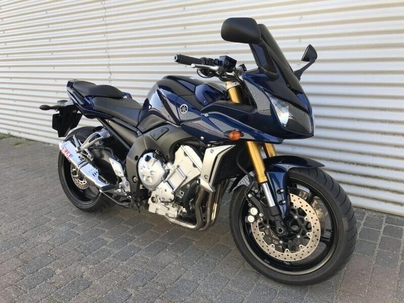 Yamaha, FZ1 S, ccm 998