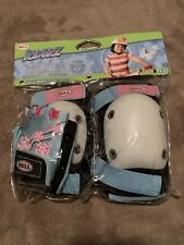 Bell Riderz Gloves Knee And Elbow pads included ages 4-8 Street shred pad set