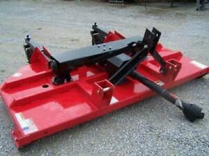 New 1808 Titan 8 Ft Hd Brush Hog Made In Usa Can Ship