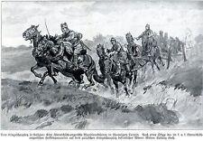 1914-15 Kriegsschauplatz Galizien * Munitionskolonne * Ludwig Koch * WW 1