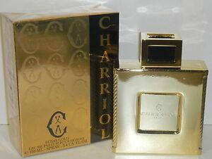 Charriol Royal Gold Pour Homme Eau De Parfum Spray 100 Ml 34 Oz
