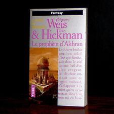 Weis & Hickman - La Rose du Prophète - Tome 3 : Le prophète d'Akhran