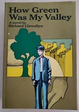 1967 How Green was My Valley Paperback Book by Richard Llewellyn