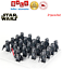 thumbnail 16 - 21pcs lot STAR WARS Clone Trooper Commander Fox Rex Mini toy building block