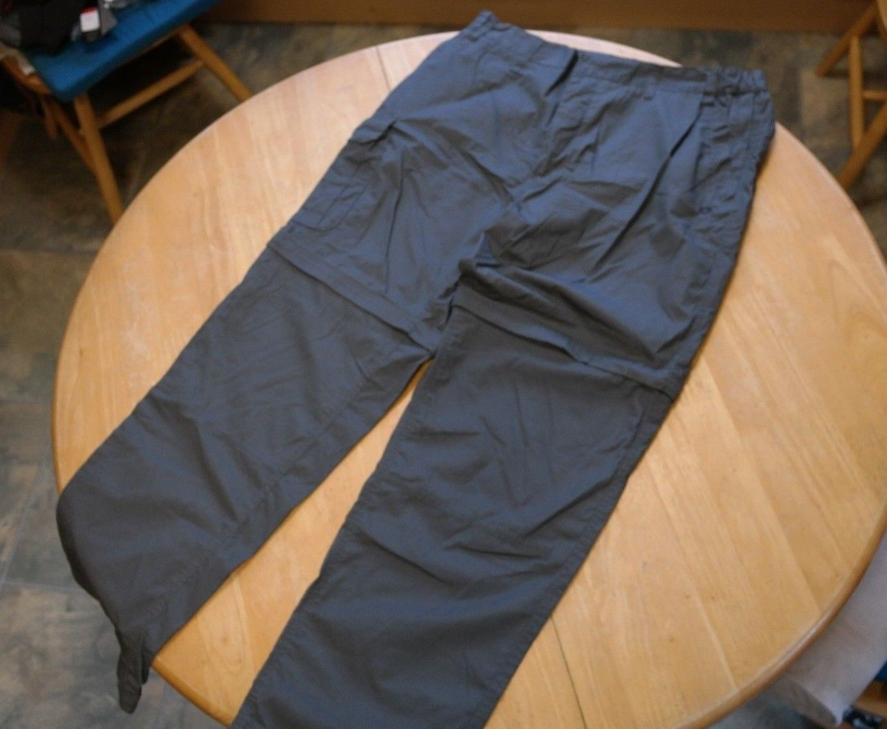 Craghoppers Congreenible Trousers Shorts Dark Grey 36R Brand New REDUCED