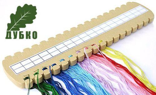 """/"""" Dubko /"""" Organizzatore per il Filato 36 Colori"""