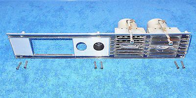 1968 1969 Thunderbird Sedan Hardtop Landau CENTER DASH VENT CONTROL RADIO BEZEL