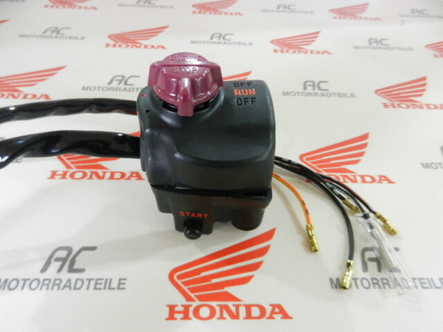 Honda CB 550 Four Indicator Switch Fitting Right Original New Starter Assembly