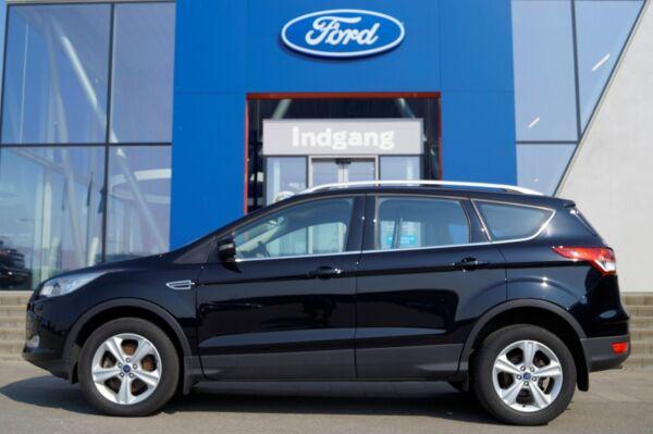 Ford Kuga 2,0 TDCi 150 Titanium Van - billede 2