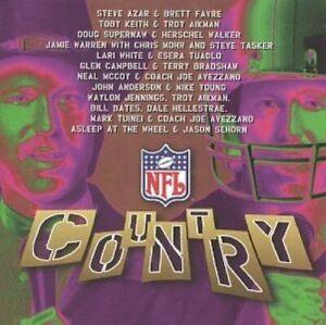 NFL-Country-CD-Steve-Azar-and-Brett-Favre-Toby-Keith-Jamie-Warren