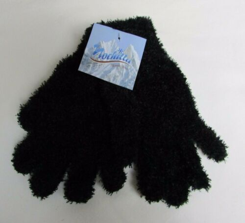 Fun Gloves Women/'s Winter Fuzzy Gloves 5 Colors  One Size