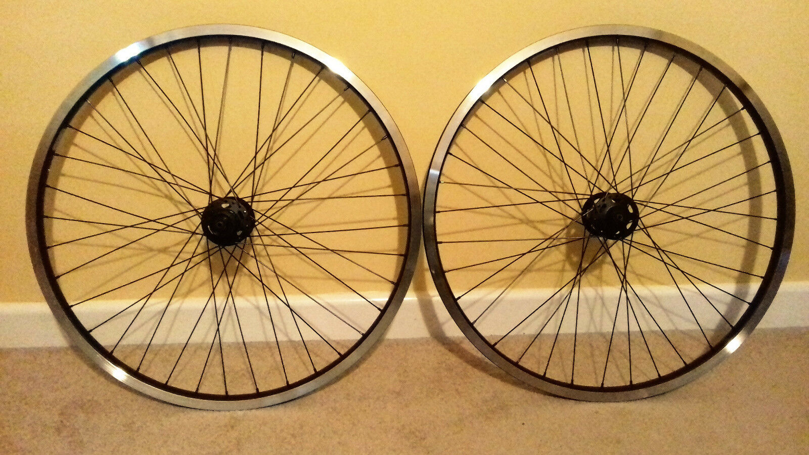 26 inch Ryde Andra 30 Wheelsets with Shimano Deore XT M756 Hubs; Touring, Ebike