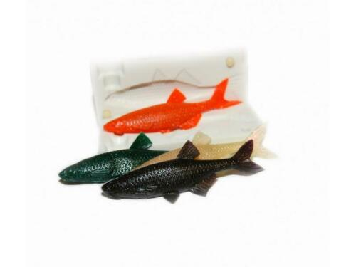 Stone Making Worms Fishing Plastic Mold Bait Molds Lure Soft Injection Quality