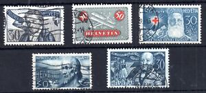 Switzerland-fine-used-collection-Cat-Val-70-WS11369