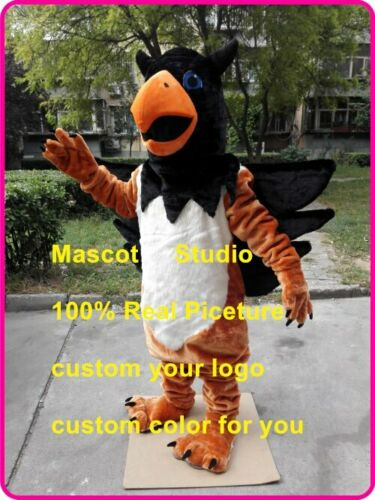 Details about  /Halloween Griffin Mascot Gryphon Costume Fancy Dress Cosplay Cartoon Carnival