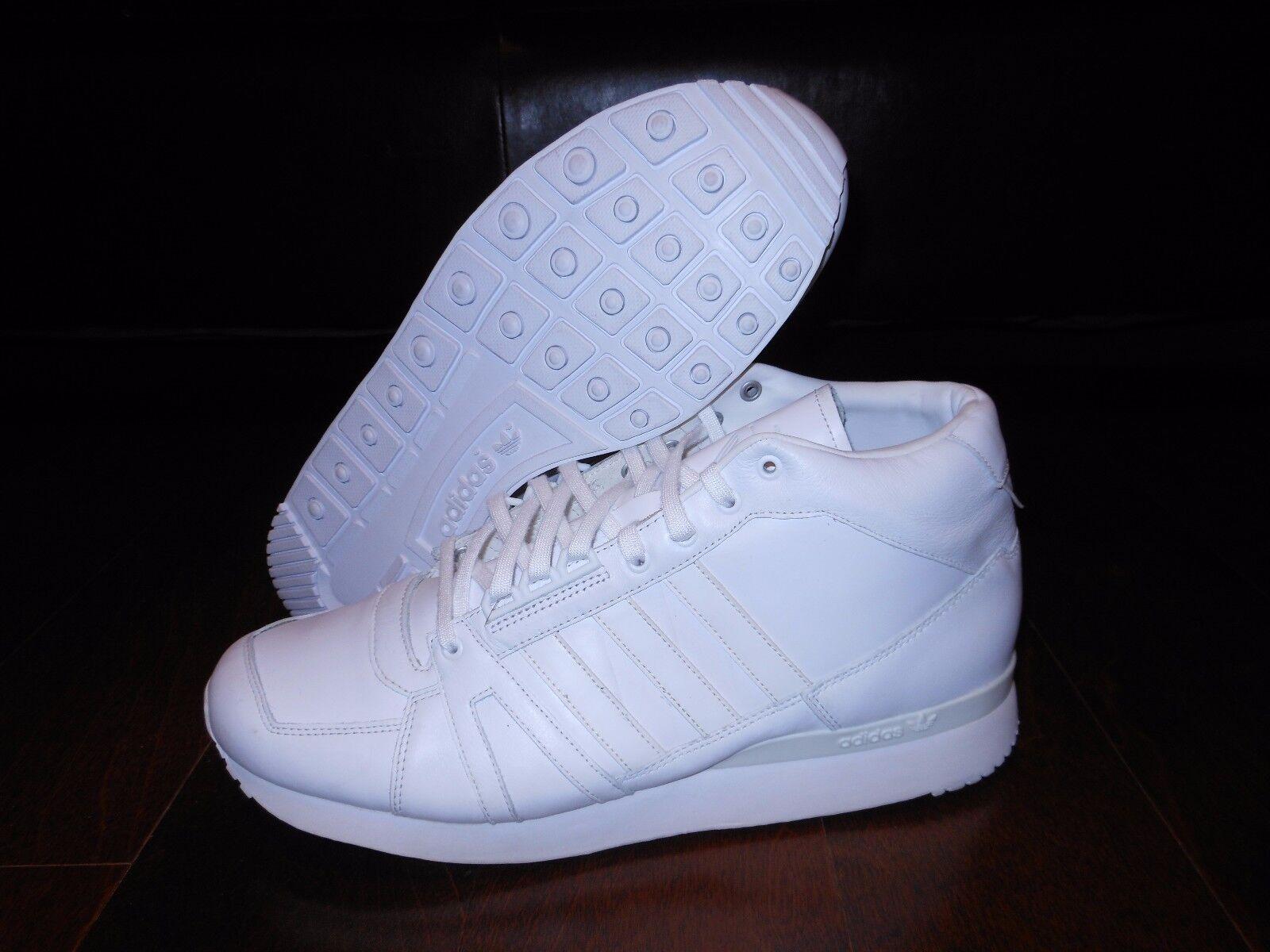 ADIDAS WHITE MOUNTAINEERING ZX500 S79450 shoes Size 12 US 47 EUR White