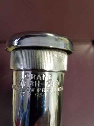 Crane #SH-549 Chrome Vacuum Breaker