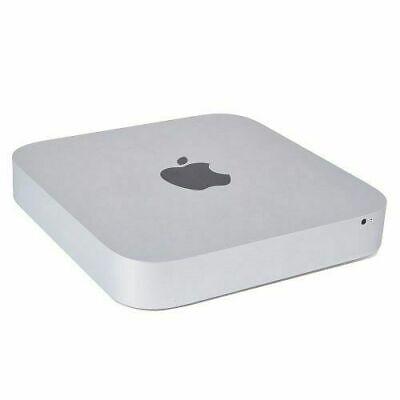 Actief Apple Mac Mini Dual-core I7-4578u 3.0ghz 16gb - 256gb Ssd (late 2014) Mgeq2ll/a Om Een Hoge Bewondering Te Winnen