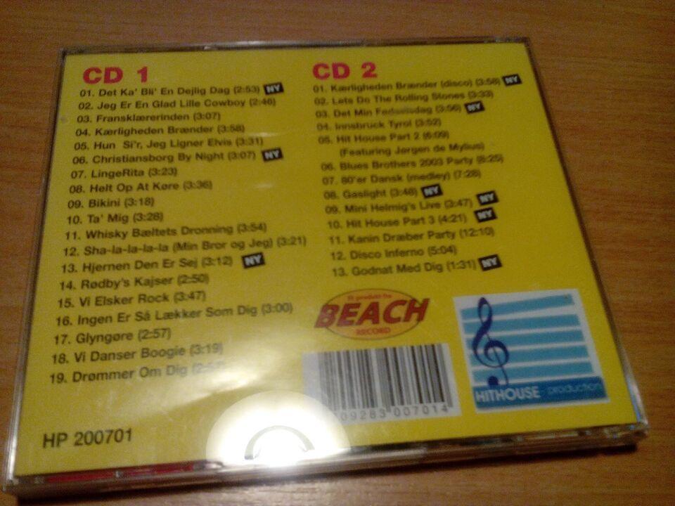 Fede finn og funny boys: De fedeste 2 cd' er, andet