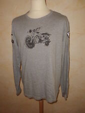 T. shirt manches longues GUESS Taille XXL