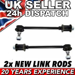 For-Nissan-Terrano-II-Ford-Maverick-REAR-ANTI-ROLL-BAR-STABILISER-LINK-RODS-x-2