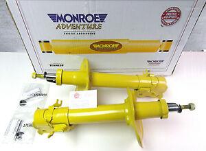 Se-adapta-a-Nissan-X-Trail-T30-2001-07-2-X-Monroe-Adventure-Delantero-Amortiguadores